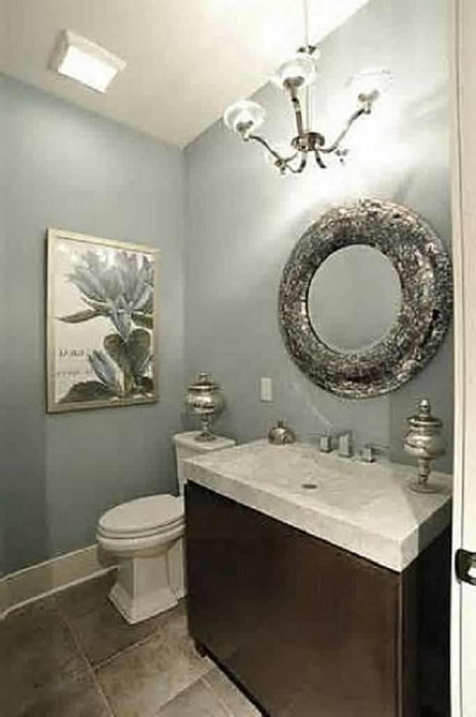 Bathroom Fancy Bathroom Wall Mirrors Imposing On Within Best 25 Intended For Fancy Bathroom Wall Mirrors (#5 of 15)