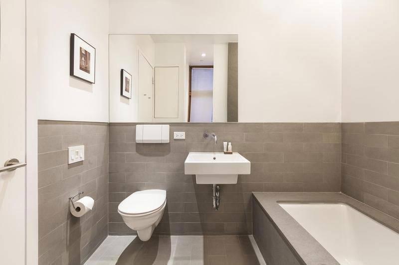 Bathroom Ideas: Frameless Bathroom Wall Mirrors With Above Wall Throughout Frameless Bathroom Wall Mirrors (#4 of 15)