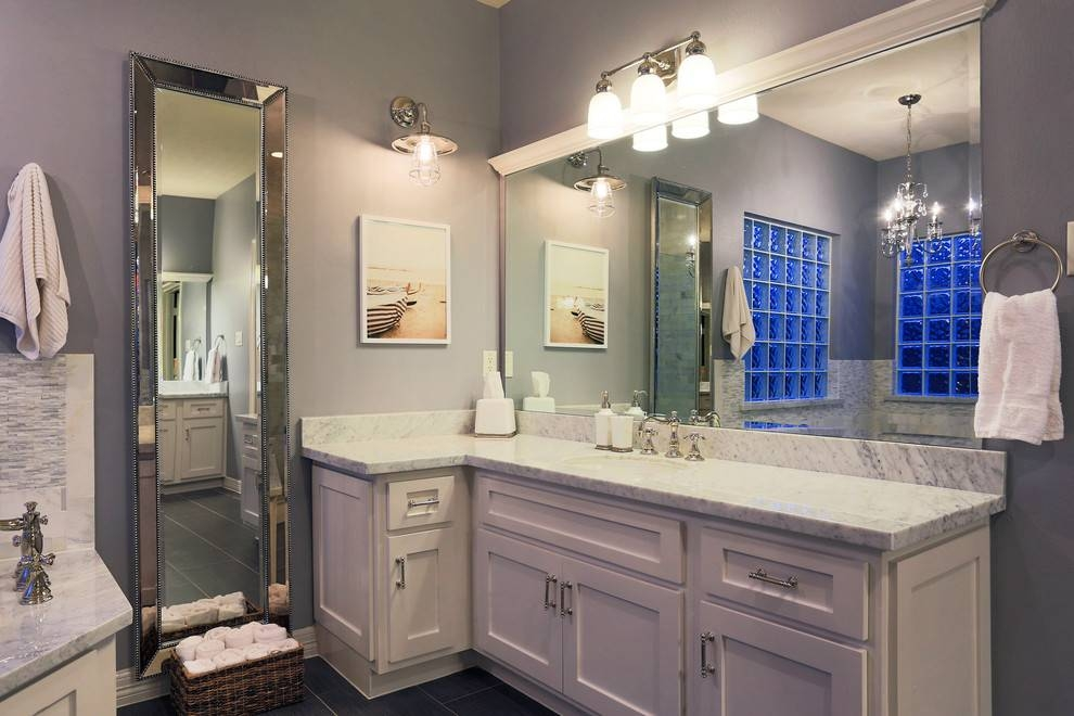 Bathroom Large Wall Mirror – Apinfectologia Inside Large Mirrors For Bathroom Walls (#3 of 15)