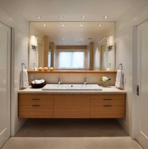 Bathroom Lighting And Mirrors | Bathroom Design Ideas In Bathroom Lighting And Mirrors (#2 of 15)