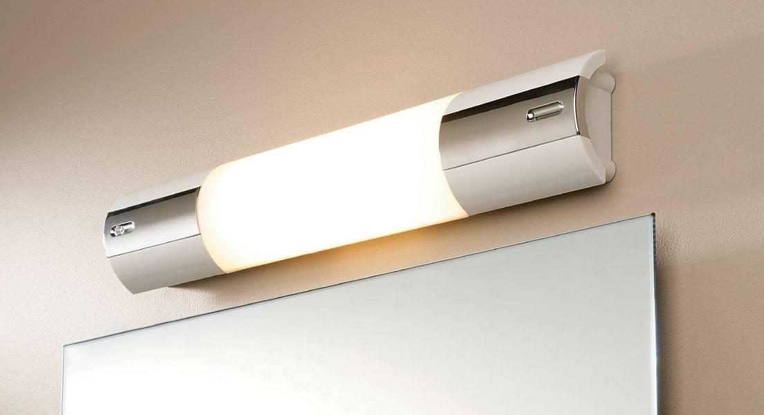 Bathroom Lighting: Awesome Bathroom Mirror Light Ideas Bathroom Pertaining To Lights For Bathroom Mirrors (#5 of 15)