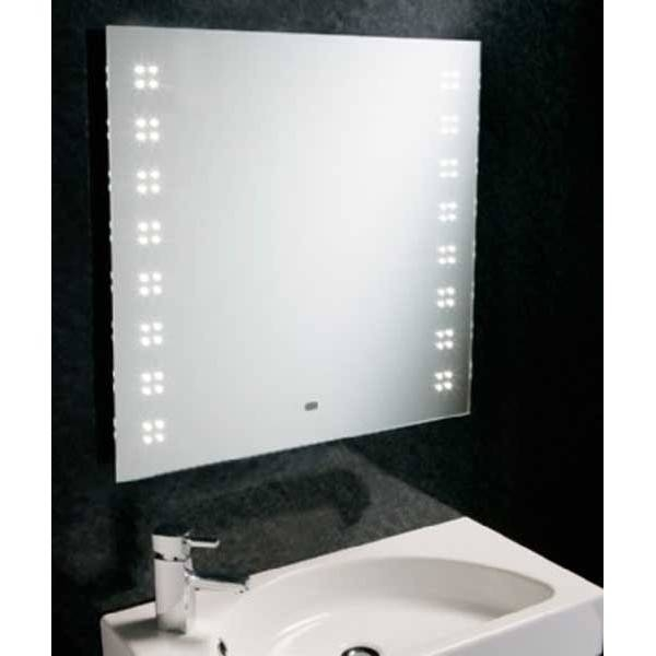 Bathroom Lighting: Awesome Bathroom Mirrors With Led Lights For Bathroom Mirrors With Led Lights (#2 of 15)
