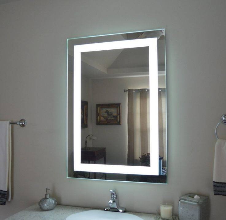 Bathroom Lighting: Inspiring Bathroom Medicine Cabinets With Intended For Bathroom Medicine Cabinets And Mirrors (#1 of 15)