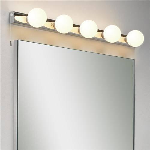 Bathroom Mirror Lights | The Lighting Superstore Inside Bathroom Mirrors Lights (#5 of 15)
