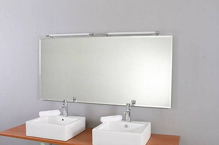 Bathroom Mirrors And Lights With Regard To Bathroom Mirrors Lights (#8 of 15)