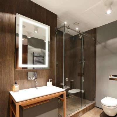 Bathroom Mirrors – Bath – The Home Depot Intended For Bathroom Vanity Mirrors (View 11 of 15)