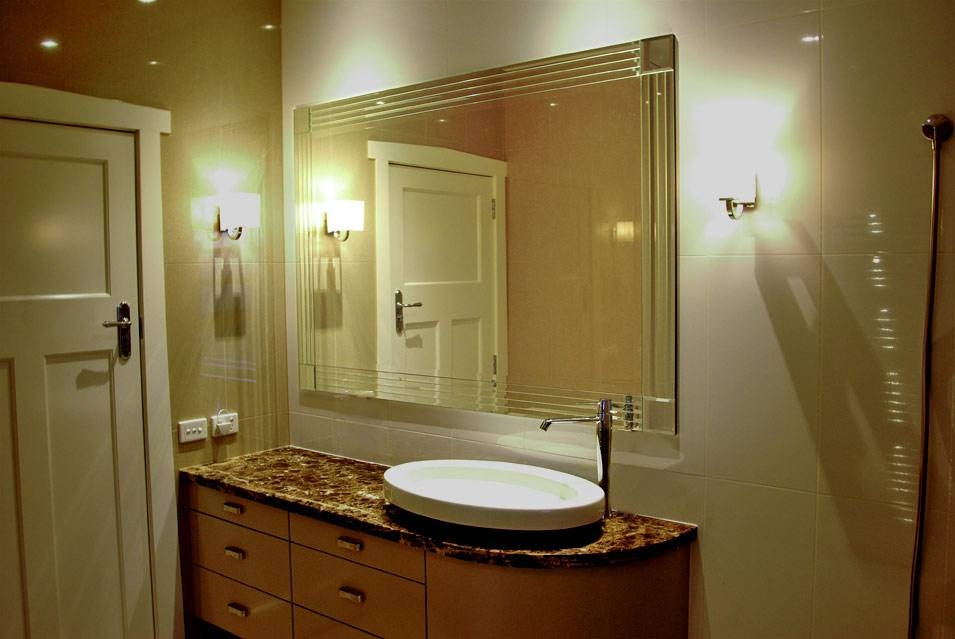 Bathroom Mirrors Design : Doherty House – How To Find The Right With Custom Bathroom Mirrors (View 4 of 15)