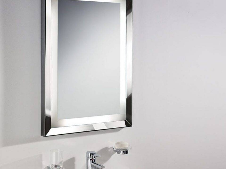 Bathroom : Mirrors For Bathrooms 34 Dazzling Mirror As Wells As With Standard Wall Mirrors (View 7 of 15)