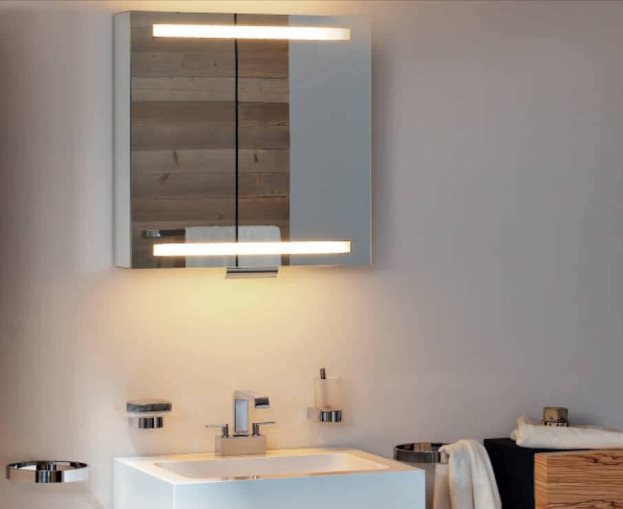 Bathroom Wall Mirror Cabinets — All Home Design Solutions Within Bathroom Wall Mirror Cabinets (#4 of 15)