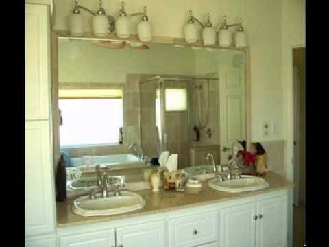 Bathroom Wall Mirror Ideas – Youtube With Regard To Small Bathroom Wall Mirrors (#6 of 15)
