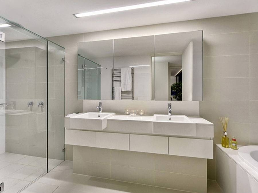 Bathroom Wall Mirrors Large Diy — Home Design Blog : Bathroom Wall Regarding Large Bathroom Wall Mirrors (View 12 of 15)