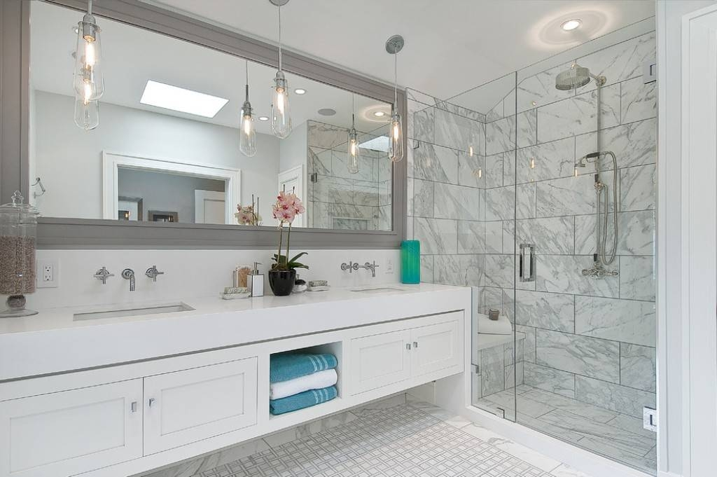 Bathroom Wall Mirrors Tips And Suggestions — Doherty House Within Bath Wall Mirrors (#4 of 15)
