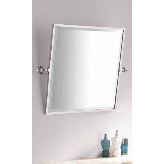 Bathrooms Design : Pivoting Wall Mirror Oval Large Restoration Pertaining To Pivoting Wall Mirror (#3 of 15)