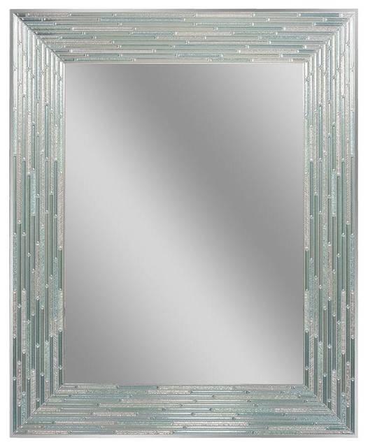 Beach Style Wall Decor | Houzz Regarding Beachy Wall Mirrors (#3 of 15)
