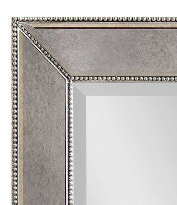 Beaded Wall Mirrorbassett Mirror Company – Home Gallery Stores Intended For Beaded Wall Mirrors (#8 of 15)