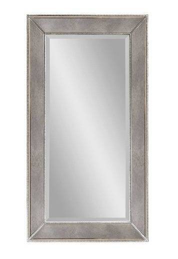 Beaded Wall Mirrorbassett Mirror Company – Home Gallery Stores Throughout Bassett Wall Mirrors (#7 of 15)