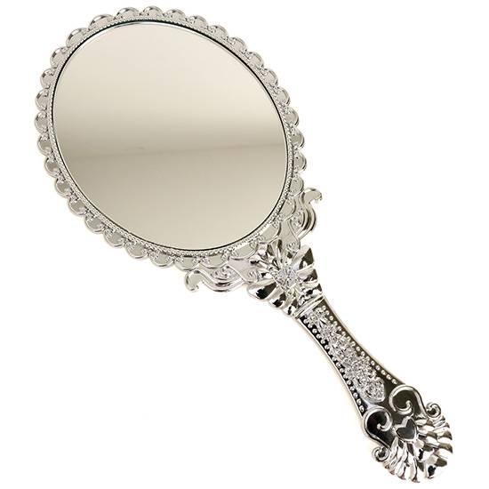 Popular Photo of Decorative Hand Mirrors