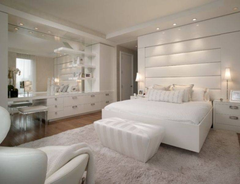 Bedroom : Cute Bedroom Wall Mirror White Design | Architecture Intended For Decorative Bedroom Wall Mirrors (#3 of 15)