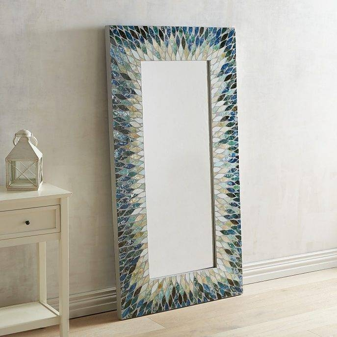 Bedroom Design Amazing Long Stand Up Mirror Floor Length Large Inside Cheap Stand Up Mirrors (#3 of 15)