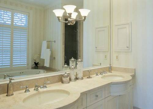 Bedroom : Magnificent Wall Mirrors Mission Valley Vanity Mirror With Bathroom Vanity Mirrors (View 15 of 15)