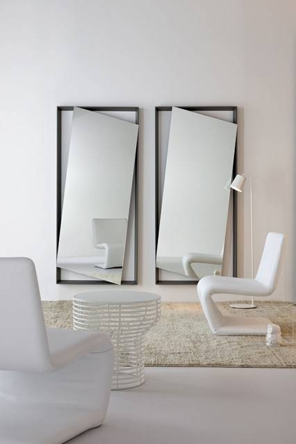 15 Best Collection of Wall Mirror Designs for Bedrooms