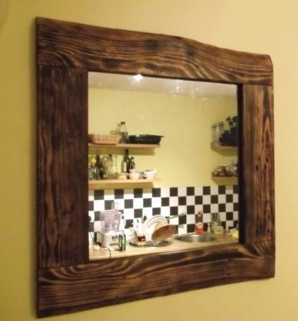 Beech Wood Framed Mirrors | Mirrors Designs And Ideas Intended For Beech Wood Framed Mirrors (#6 of 15)