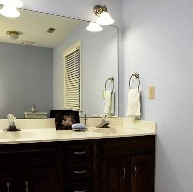 Popular Photo of Large Flat Bathroom Mirrors