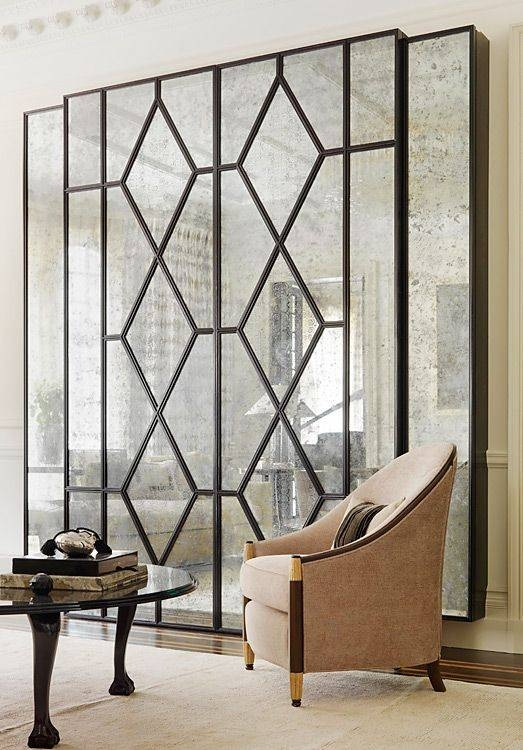 Best 25+ Art Deco Mirror Ideas On Pinterest | Art Deco, Art Deco Throughout Wall Mirrors With Art (#3 of 15)