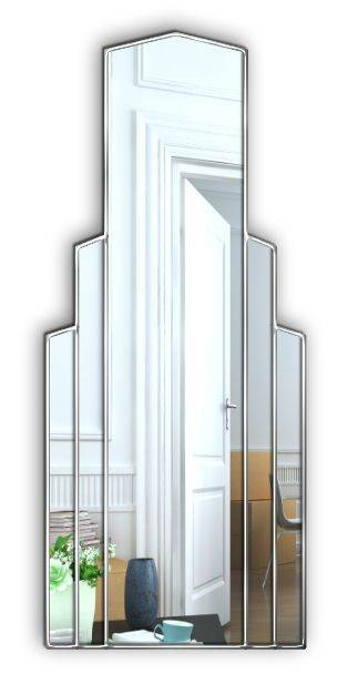 Best 25+ Art Deco Mirror Ideas On Pinterest | Art Deco, Art Deco Within Deco Wall Mirrors (#7 of 15)