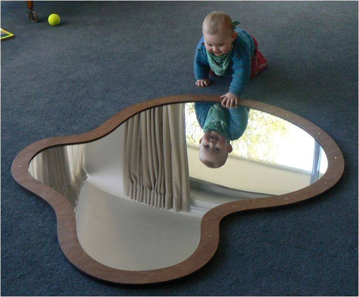 Best 25+ Baby Mirror Ideas On Pinterest | Baby Mirror Photography Inside Baby Safe Wall Mirrors (#6 of 15)