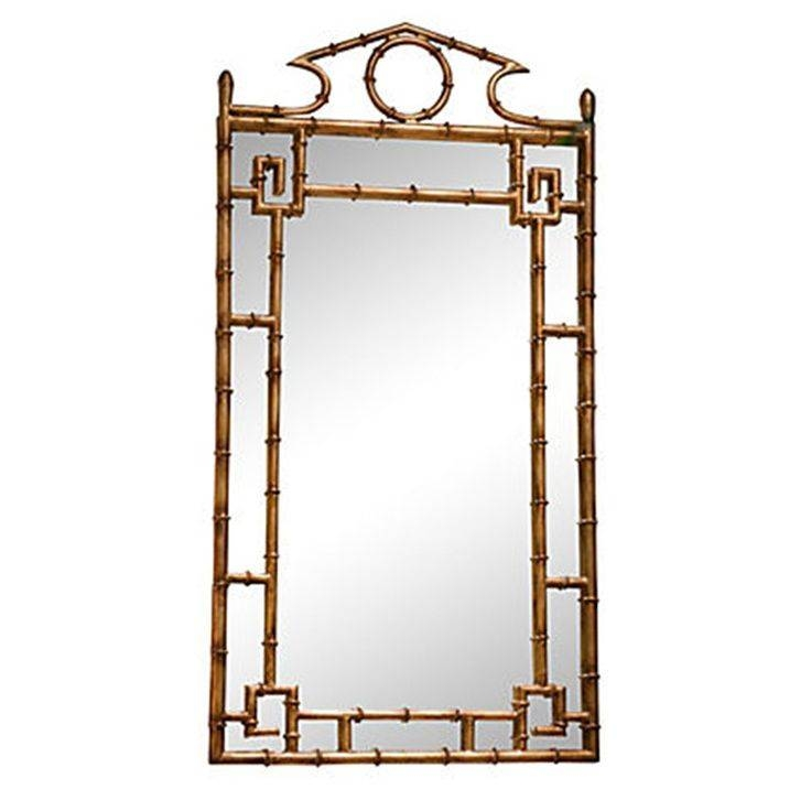 Best 25+ Bamboo Mirror Ideas On Pinterest | Bamboo Crafts, Bamboo With Regard To Bamboo Framed Wall Mirrors (#3 of 15)