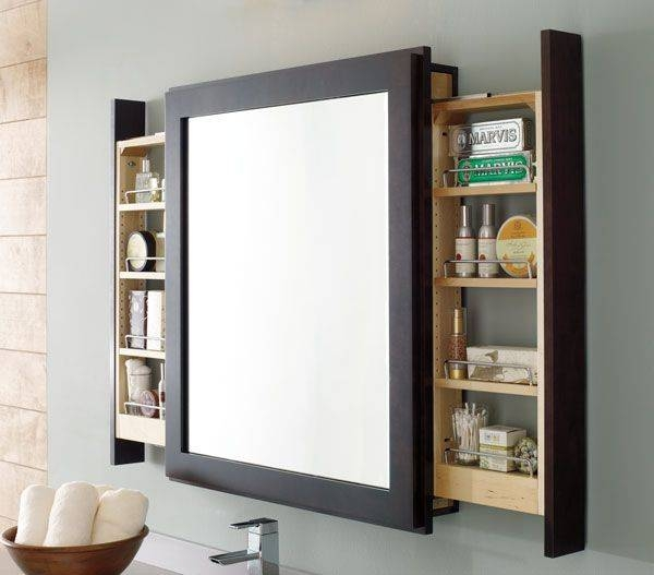 Best 25+ Bathroom Mirror Cabinet Ideas On Pinterest   Large In Bathroom Wall Mirror Cabinets (#5 of 15)