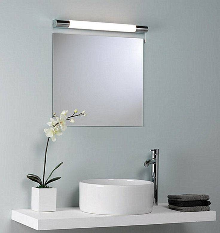 Best 25+ Bathroom Mirror Lights Ideas On Pinterest | Bathroom Pertaining To Bathroom Lights And Mirrors (#7 of 15)