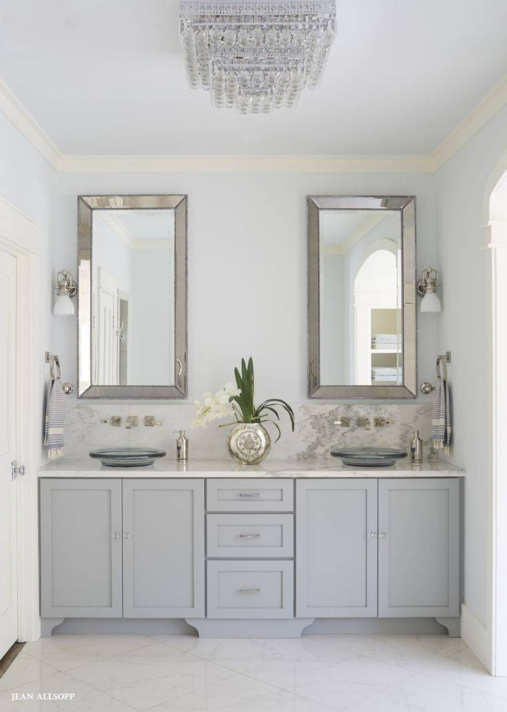 Best 25+ Bathroom Mirrors Ideas On Pinterest | Farmhouse Kids Pertaining To Bathroom Cabinets Mirrors (#10 of 15)