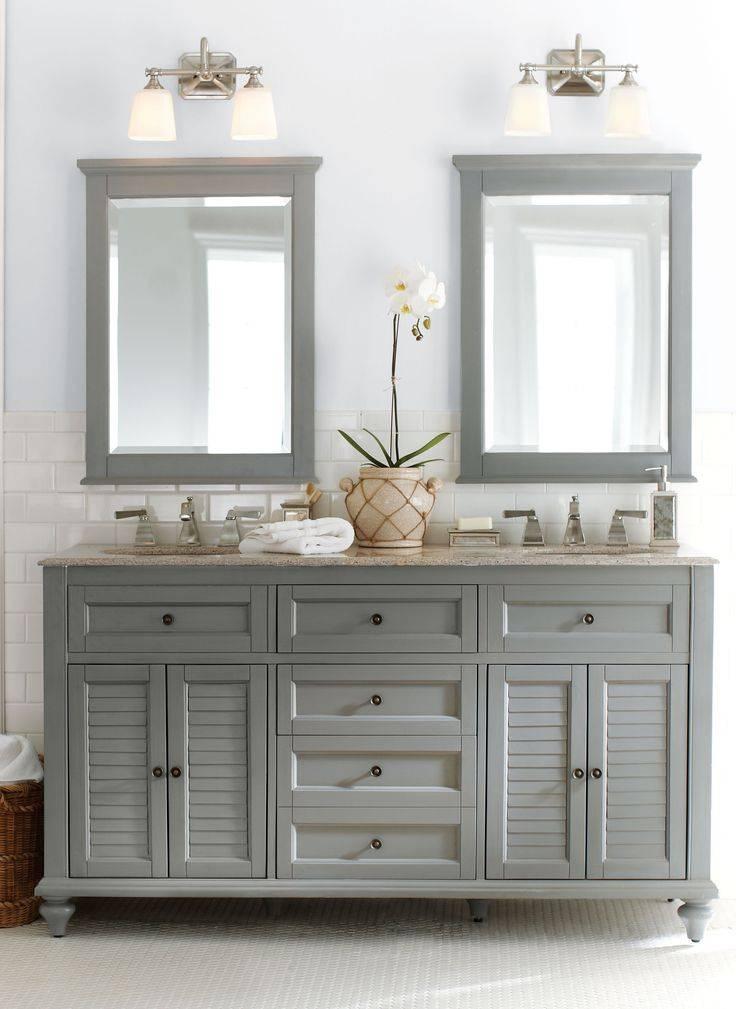 Best 25+ Bathroom Vanity Mirrors Ideas On Pinterest | Bathroom In Bathroom Mirrors Ideas With Vanity (#8 of 15)