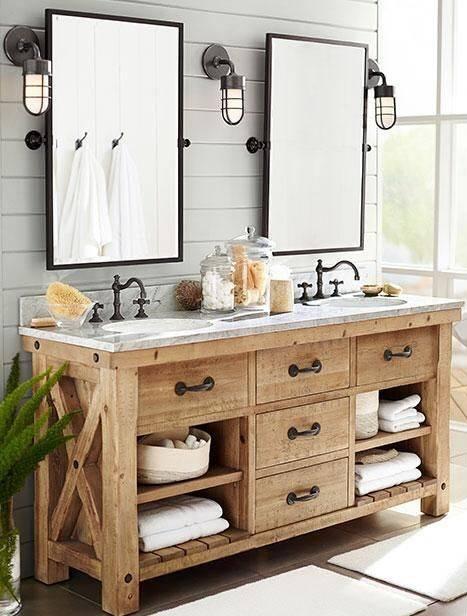 Best 25+ Bathroom Vanity Mirrors Ideas On Pinterest | Bathroom Pertaining To Bathroom Mirrors Ideas With Vanity (#9 of 15)