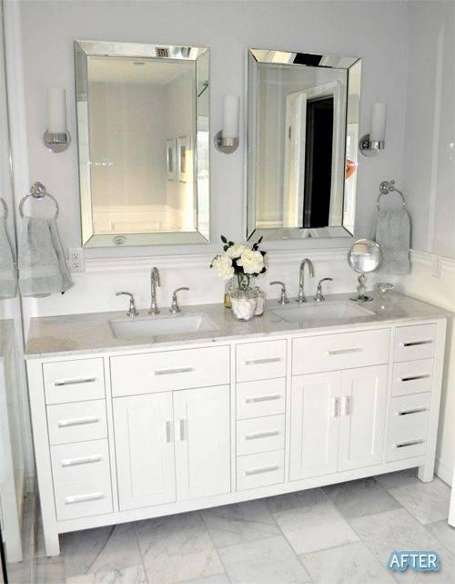 Best 25+ Bathroom Vanity Mirrors Ideas On Pinterest   Bathroom Pertaining To Double Vanity Bathroom Mirrors (#5 of 15)