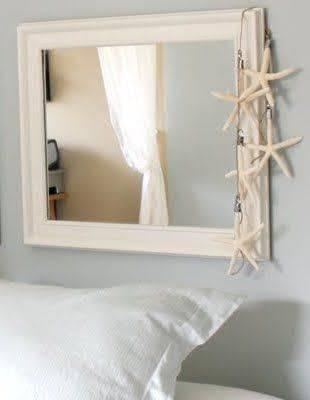 Best 25+ Beach Mirror Ideas On Pinterest | Driftwood Mirror Within Beachy Wall Mirrors (#6 of 15)
