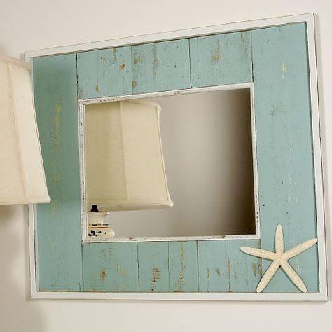Best 25+ Beach Mirror Ideas On Pinterest   Driftwood Mirror Within Coastal Wall Mirrors (#2 of 15)