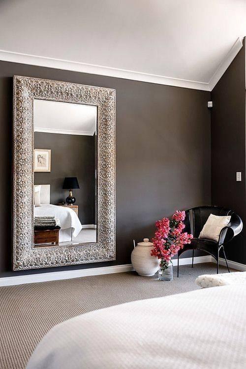 Best 25+ Big Wall Mirrors Ideas On Pinterest | Wall Mirror Ideas For Big Wall Mirror Decors (#3 of 15)
