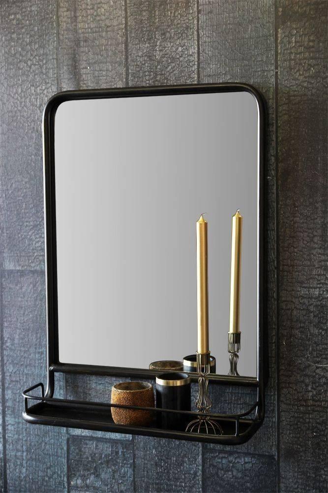 Best 25+ Black Wall Mirrors Ideas On Pinterest | Black White And In Black Wall Mirrors (#1 of 15)