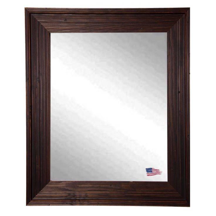 Best 25+ Brown Wall Mirrors Ideas On Pinterest | Brown Wall Decor Regarding Brown Wall Mirrors (#2 of 15)