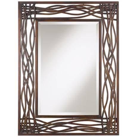 Best 25+ Brown Wall Mirrors Ideas On Pinterest | Brown Wall Decor With Regard To Brown Wall Mirrors (#3 of 15)