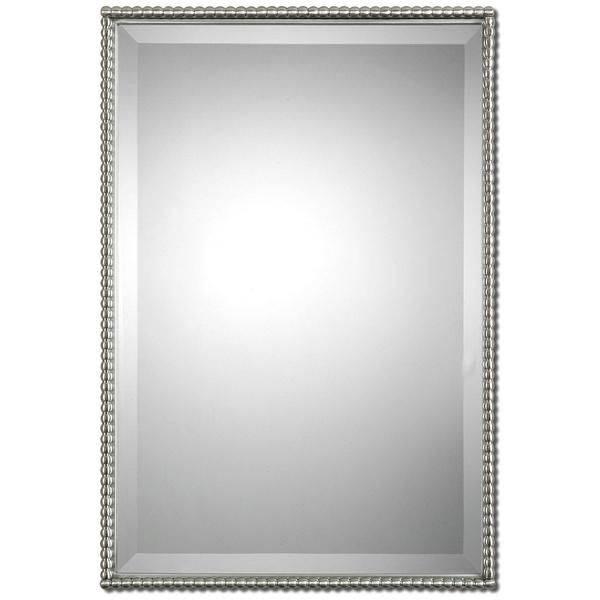 Best 25+ Brushed Nickel Mirror Ideas On Pinterest   Brushed Nickel With Brushed Nickel Wall Mirrors (View 13 of 15)