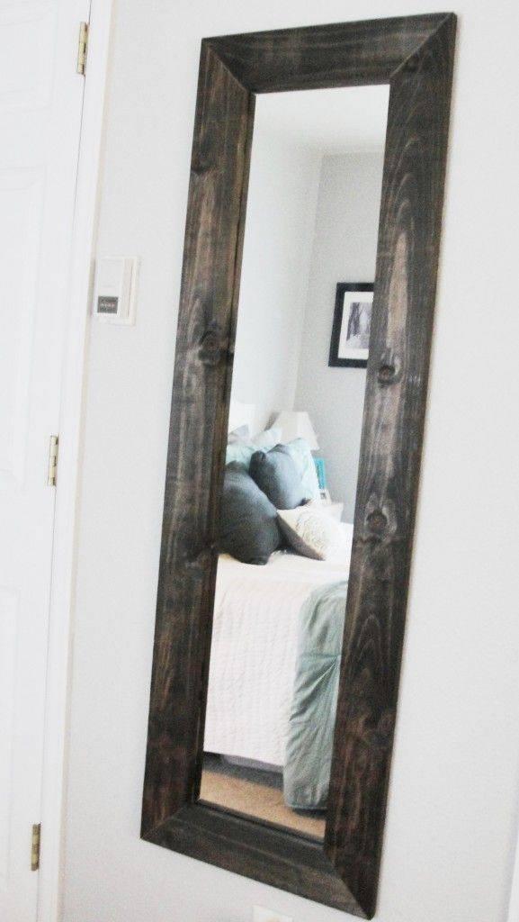 Best 25+ Cheap Full Length Mirror Ideas On Pinterest | Design Full Intended For Framed Full Length Wall Mirrors (#5 of 15)
