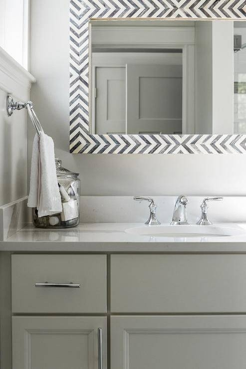 Best 25+ Chevron Mirror Ideas On Pinterest | Living Room Wall With Gray Wall Mirrors (#3 of 15)