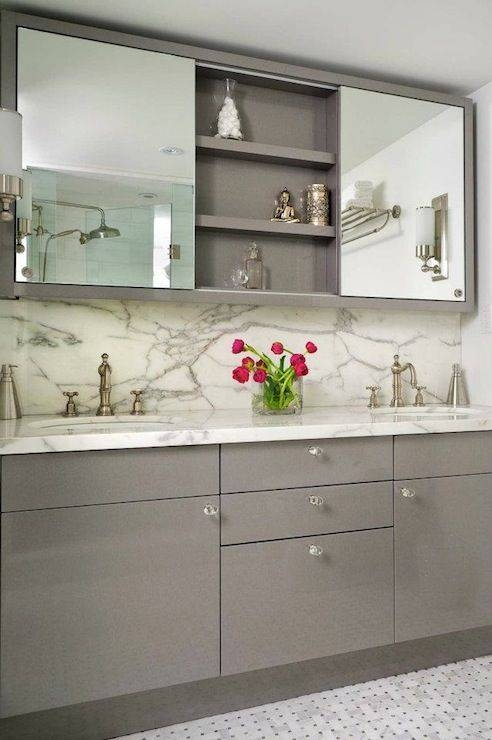 Best 25+ Contemporary Medicine Cabinets Ideas On Pinterest For Bathroom Vanity Mirrors With Medicine Cabinet (#8 of 15)