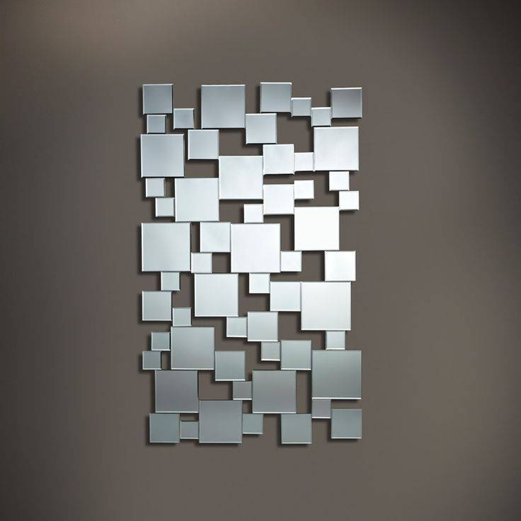 Best 25+ Contemporary Mirrors Ideas On Pinterest | Console Modern Throughout Trendy Wall Mirrors (#3 of 15)