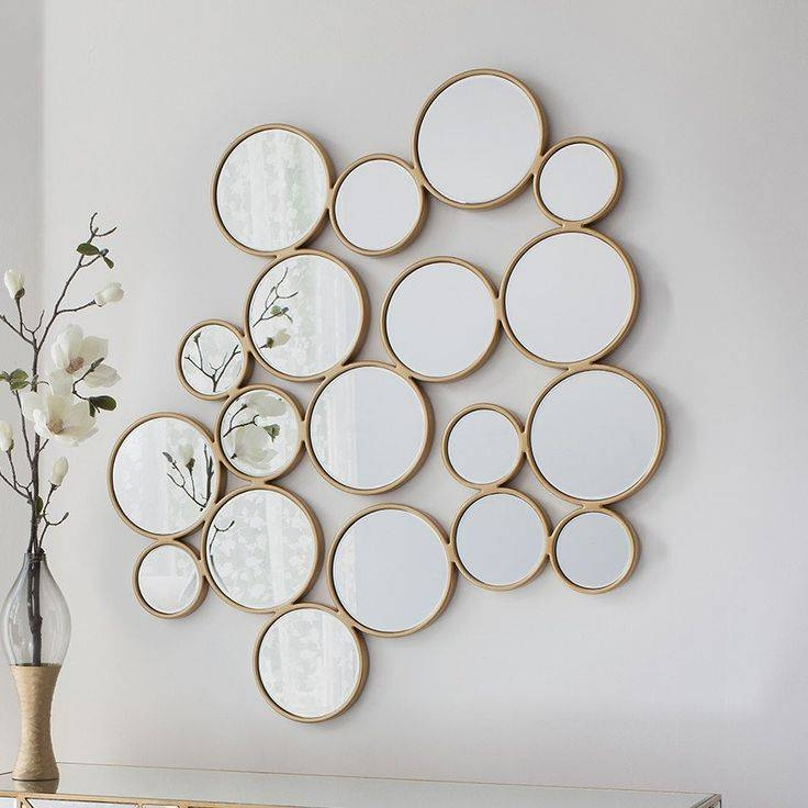 Best 25+ Contemporary Wall Mirrors Ideas On Pinterest | Modern Inside Wall Mirrors With Art (#4 of 15)