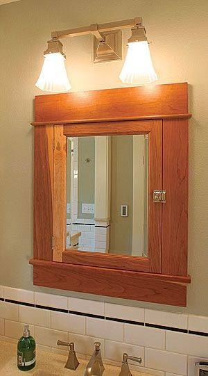 15 Collection Of Mission Style Wall Mirrors